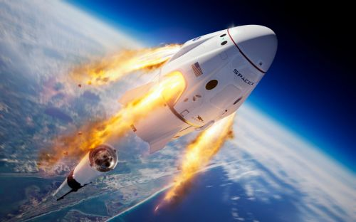 What time is the SpaceX launch today, and can I watch it live?