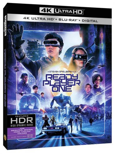 'Ready Player One' 4K, Blu-ray 3D, Blu-ray, DVD and Digital Release Dates and Details