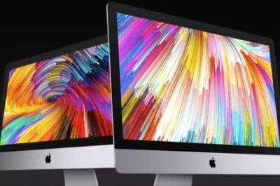 Pick up a 2017 27-inch iMac on the cheap with official Apple refurbs