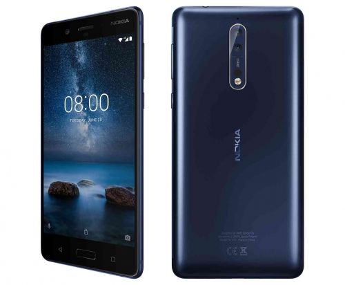 Nokia 8 with 6GB RAM and 128GB storage appears in FCC, may be coming to U.S