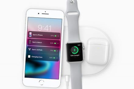 Apple's AirPower wireless charging mat may finally ship in March