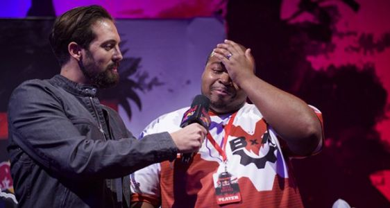 CPT North American Finals: PG Punk secures the top spot at Capcom Cup with his Red Bull Battle Grounds win