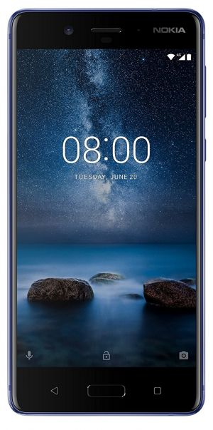 Nokia 8 now getting August Security update