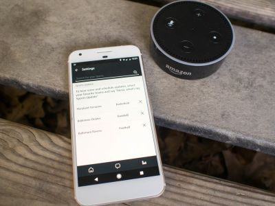How to use Alexa for sports updates