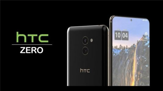 HTC ZERO Renderings Spotted, Showing Unique Punch-Hole Screen