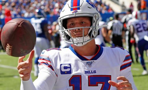 Bengals vs Bills Football Live Stream: Watch CBS Sports Online