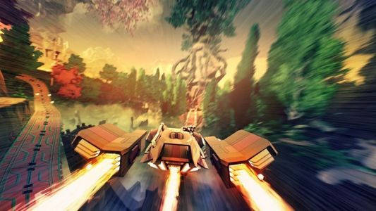 Redout: Lightspeed Edition receives 4K 60 FPS upgrade on Xbox One X