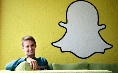 Who owns Snapchat and when was it created?