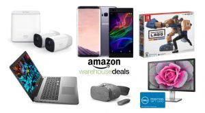 ET Deals Roundup: 20 Percent off Amazon Warehouse Tech, $700 for Inspiron 15 Laptop, and more