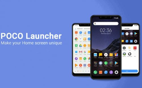 Poco Launcher 2.0 is released with an improved design