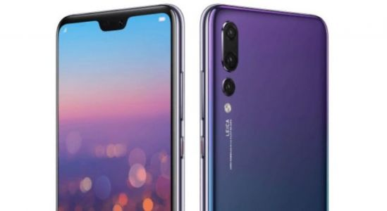 Huawei to release the P30 Pro with curved AMOLED display and a notch