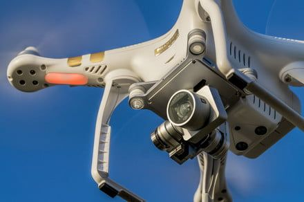 Ohio wants to use camera drones to monitor highway traffic