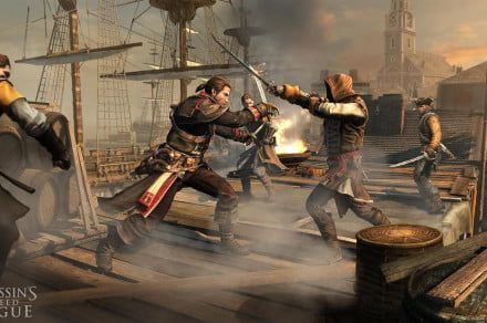 'Assassin's Creed Rogue Remastered' is coming to PS4, Xbox One