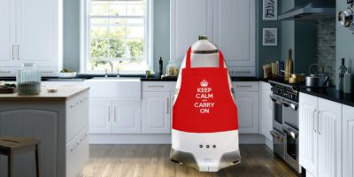 Machine learning has entered the kitchen, and I for one welcome our AI culinary overlords