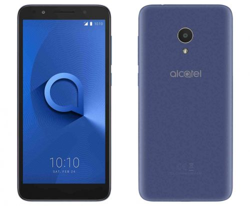 Alcatel 1X is coming to the US with Android Go and a sub-$100 price tag