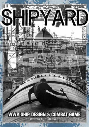 Ostfront Releases Shipyard WWII Naval Combat Game
