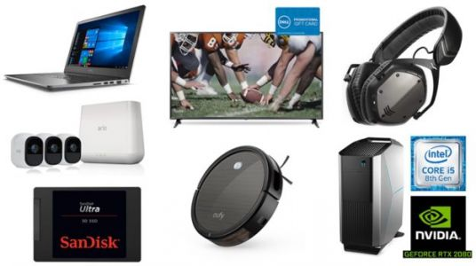 Geek Deals: Super Bowl TV Deals, CyberPower 8-Core AMD RX 590 Gaming Tower