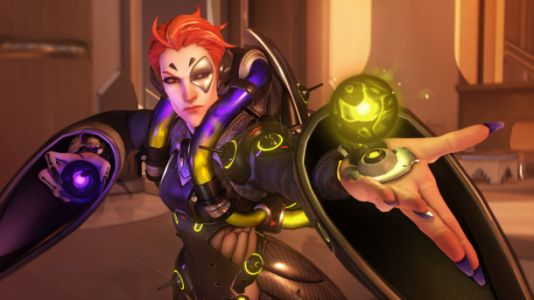 Overwatch's Newest Character, Moira, Is Now Playable On The PTR