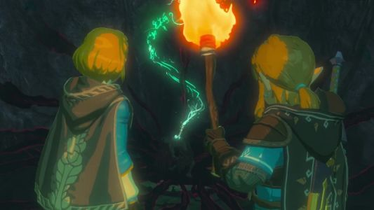 Everything We Noticed From The Zelda: Breath Of The Wild Sequel Teaser