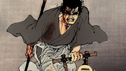 The Classic Shogun Manga LONE WOLF AND CUB Will Be Adapted By SEVEN Screenwriter Andrew Kevin Walker