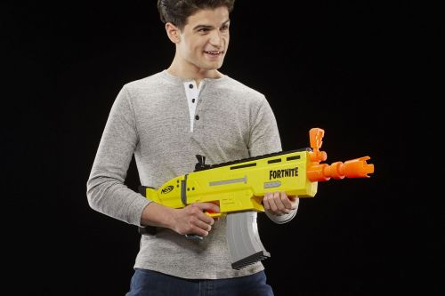 Hasbro's new Fortnite Nerf guns launch on March 22nd, with preorders starting today