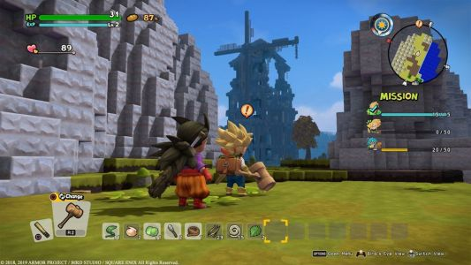 Pre-Purchase DRAGON QUEST BUILDERS 2 Now for Nintendo Switch