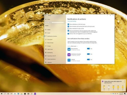 Annoyed by Windows 10 notifications sounds? Here's how to disable them all