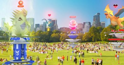 Pokemon Go summer update: Raid Battles, Gym changes and more special items to collect