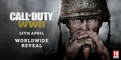 Win Tickets to the Exclusive Call of Duty: WWII Reveal Event in London