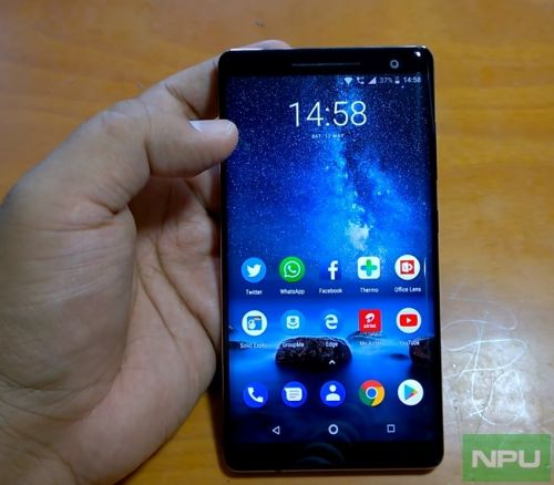 Nokia 8 Sirocco is now available only at £319 in the UK