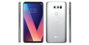 LG shows how it made its V-themed wallpapers for the V30
