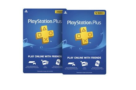 Get a year of PS Plus for under $40 right here