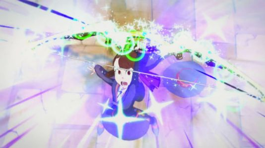 Little Witch Academia: Chamber Of Time Gets Spring Release Date