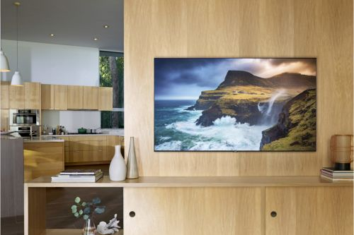 Samsung launches full 2019 QLED TV lineup with super-sized screens and AirPlay 2