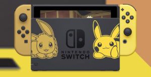 Pokemon Let's Go Pikachu! Nintendo Switch bundle now available for pre-order at Best Buy Canada