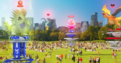 Everything you need to know about the biggest update Pokemon Go has ever seen