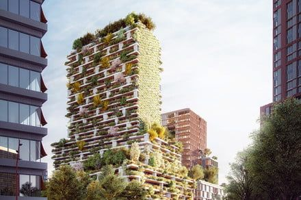 Vertical forests are returning nature to cities, one skyscraper at a time