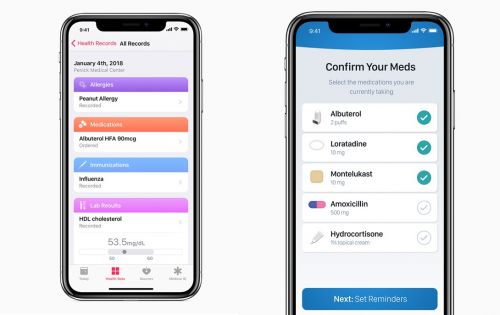 More iOS apps are on the way to help with your health regime