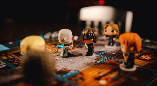 Playing HARRY POTTER FUNKOVERSE Is Like Winning the House Cup