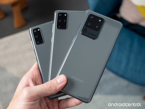 Which version of the Galaxy S20 did you pre-order?