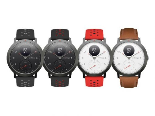 Withings announces the stylish Steel HR Sport, available now for $200