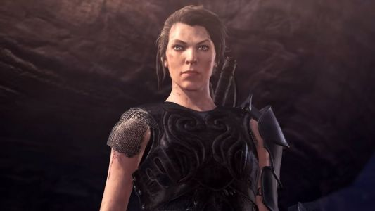 Milla Jovovich Is Joining MONSTER HUNTER WORLD: ICEBORNE Next Week