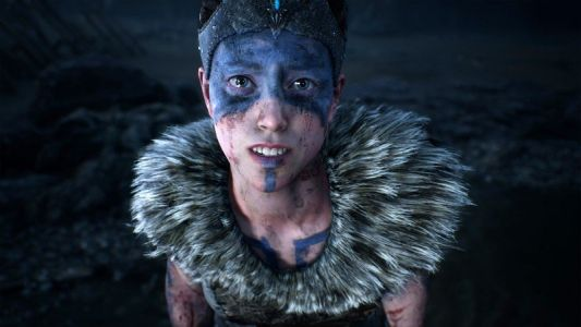 Hellblade now supports touch controls on Project xCloud