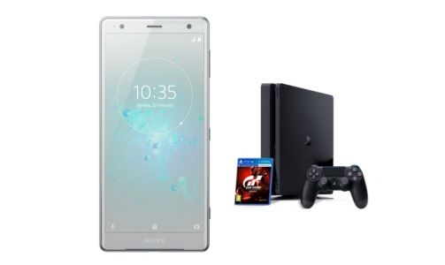 Sony Xperia XZ2 pre-orders come with a free PS4 or PlayStation VR