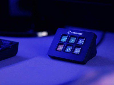 The Elgato Stream Deck Mini on sale for $70 helps you produce your own show
