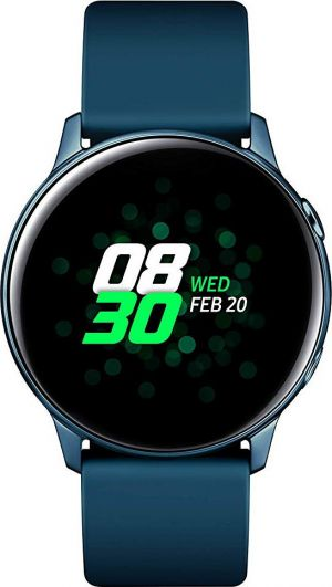 $20 and a lot of style separate the Galaxy Watch Active and TicWatch S2