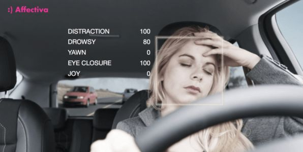 Affectiva's Automotive AI could keep distracted and drowsy drivers from causing accidents