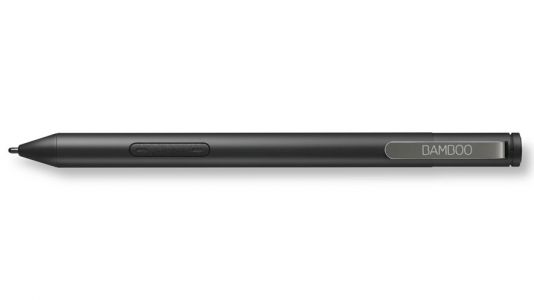 Purchase Wacom's new rechargeable Bamboo Ink Plus for your Windows 10 tablets, and stop looking for AAAA batteries