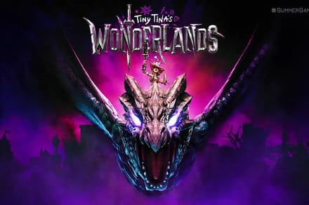 Tiny Tina's Wonderland, a fantasy version of Borderlands, coming in early 2022