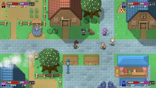 Rogue Heroes: Ruins Of Tasos's demo is a Zelda-style good time